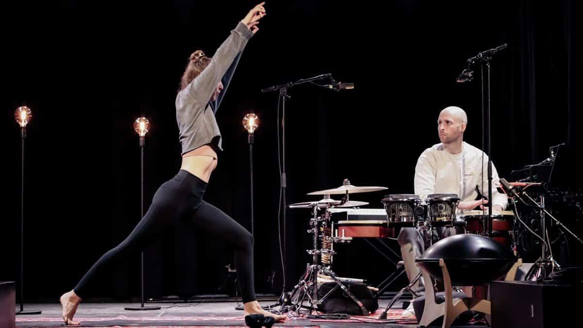 sound flow yoga