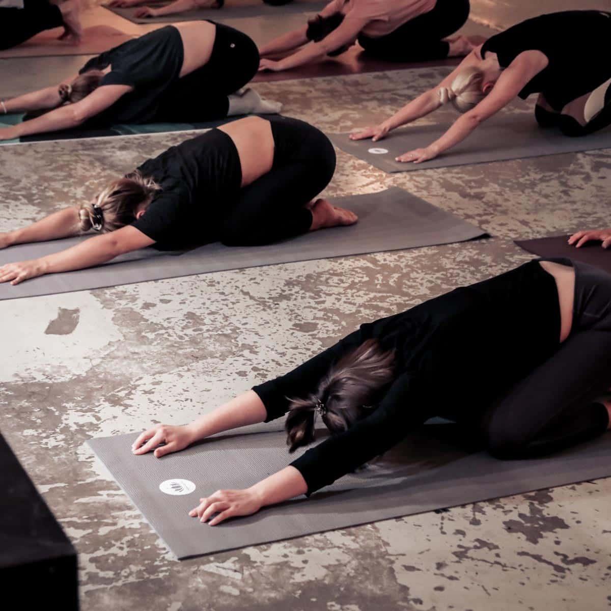 yoga kind position