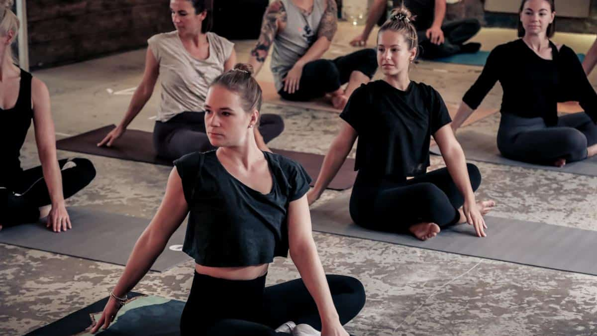 yoga stile